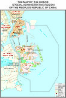 Geography Of Macau Wikipedia