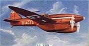 TMA45 de Havilland Comet