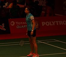 TOTAL BWF World Champs 2015 Day 2 Johanna Goliszewski.jpg