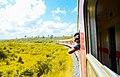 TRC train from Moshi to Dar es Salaam, 3, 19-02-2020.jpg