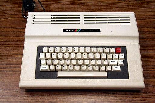 TRS-80 Color Computer 2-64K