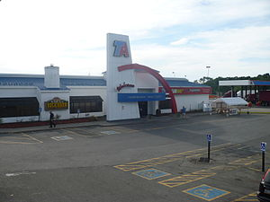 TravelCenters of America - Image: Ta Erie