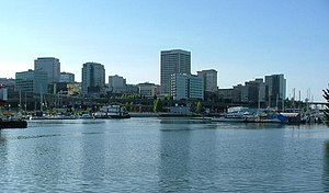 Seattle metropolitan area - Tacoma