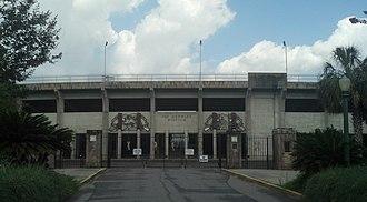 Tad Gormley Stadium - Image: Tad Gormley Stadium (New Orleans, LA) Main Entrance