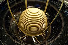 Taipei 101 Tuned Mass Damper 2010.jpg