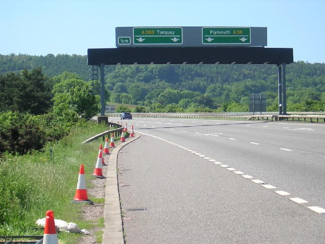 Take your choice for the west country - geograph.org.uk - 16560