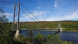 Tana Bridge - Tana Bridge