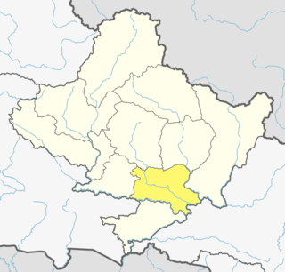 Tanahun District District in Gandaki Province, Nepal