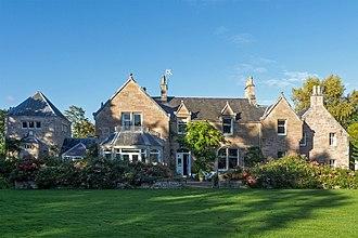 Roderick Murchison - Tarradale House