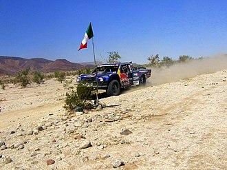 Gus Vildósola - Vildosola Racing SCORE Trophy Truck during the 2011 CODE Off Road Mexicana Logistics 300
