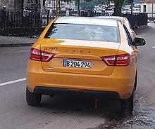 Lada Vesta - Wikipedia
