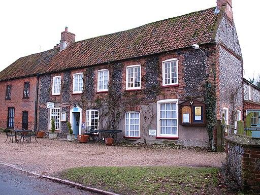 Tea Rooms, Castle Acre - geograph.org.uk - 1718489