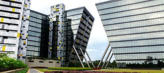 Technopark, Trivandrum - Buildings in Technopark Phase III