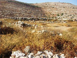 Shilo, Mateh Binyamin - Tel Shilo