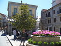 Tempio P - in the old city - Andrea with flowers - panoramio.jpg