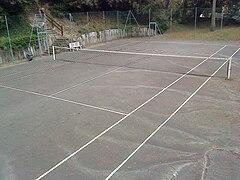 Surfaces de jeu au tennis — Wikipédia