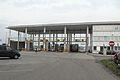 Terminal kontenerowy DCT Gdańsk - brama.JPG