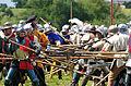 Tewkesbury Medieval Festival 2009 - Fight.jpg