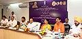 Thaawar Chand Gehlot addressing the Regional Conference of the Ministers of Social Welfare of the UTStates of Punjab, Haryana, Uttarakhand, Jammu & Kashmir, Himachal Pradesh and Chandigarh, at Chandigarh.jpg