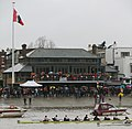 Thames Rowing Club on Head of the River Race day 2012.jpg