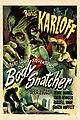 The Body Snatcher (1945 poster).jpg