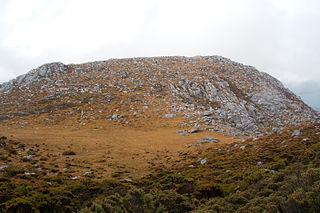 Frankland Range mountain range