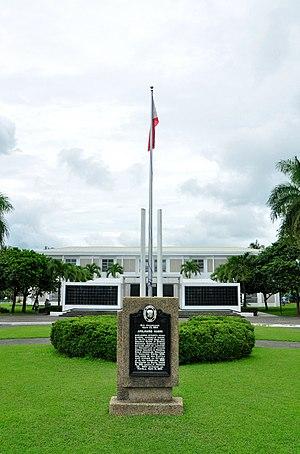 Tanauan, Batangas - Apolinario Mabini Shrine