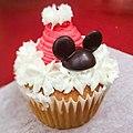 The Holidays at -Disneyland start with a -cupcake. (Really tasty, BTW) -dessertporn -dessert -foodporn -pastries.jpg