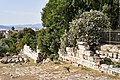 The Late Roman Wall of Athens in Ancient Agora on May 25, 2021.jpg