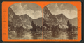 The Lost Arrow, Height 3,000 feet, Yosemite Valley, Cal, by Reilly, John James, 1839-1894.png