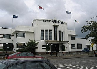 1936 in architecture - Image: The Maybury geograph.org.uk 33048