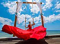 The Osh Bali Beach Club - The Swing.jpg