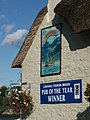 The Pandora Inn sign - geograph.org.uk - 1066218.jpg