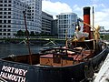 The Portwey tug in West India dock - geograph.org.uk - 869324.jpg