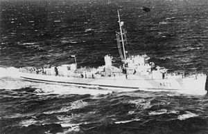 The Royal Navy during the Second World War A25644