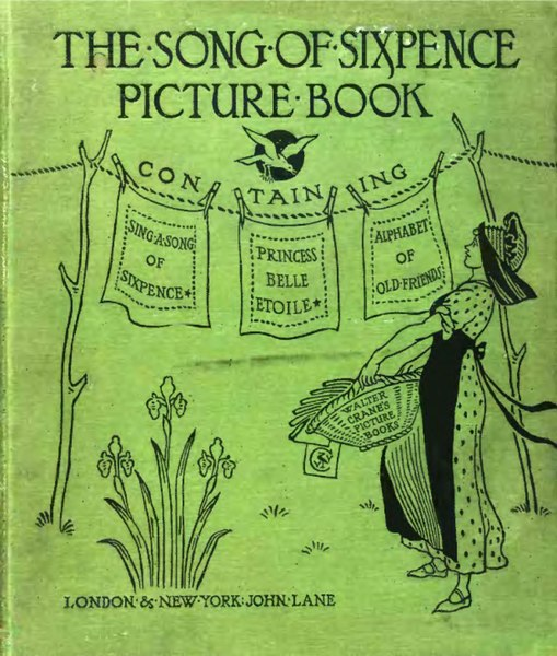 File:The Song of Sixpence Pocket Book.djvu