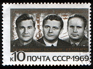 Soyuz 7 Crewed flight of the Soyuz programme