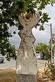 The Three Grandmothers (sculpture), Amberley, New Zealand 12.jpg