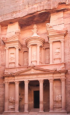 The Treasury, Petra, Jordan5.jpg