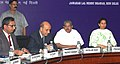 The Union Minister for Overseas Indian Affairs, Micro, Small & Medium Enterprises, Science & Technology and Earth Sciences, Shri Vayalar Ravi and the Minister of State for External Affairs.jpg