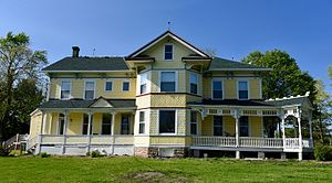 National Register of Historic Places listings in Jefferson County, Iowa - Image: The W.C. Ball House