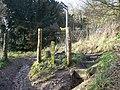 The Wealdway meets the Pilgrim's Way - geograph.org.uk - 1165052.jpg