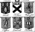 The arms of the nobility, of England, Scotland and Ireland, brought down to the year 1778 Fleuron T118793-55.png
