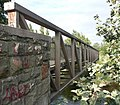 The bridleway bridge, Thornhill - geograph.org.uk - 966783.jpg