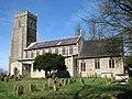 The church of St John the Baptist in Bressingham - geograph.org.uk - 1771769.jpg