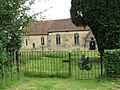 The churchyard gate - geograph.org.uk - 1367364.jpg