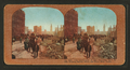 The destruction of San Francisco April 18, 1906, showing Market Street and Ferry Bldg. tower, from Robert N. Dennis collection of stereoscopic views 2.png