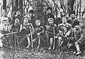 The detachment of 1st Lieutenant Khoshev, Mughan, late 1918.jpg