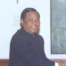 The former Lok Sabha Speaker Shri P.A. Sangma met the Prime Minister Shri Atal Bihari Vajpayee in New Delhi on January 18, 2004 (cropped).png
