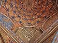 The intricate roof work - Mosque of Mariyam Zamani Begum.jpg